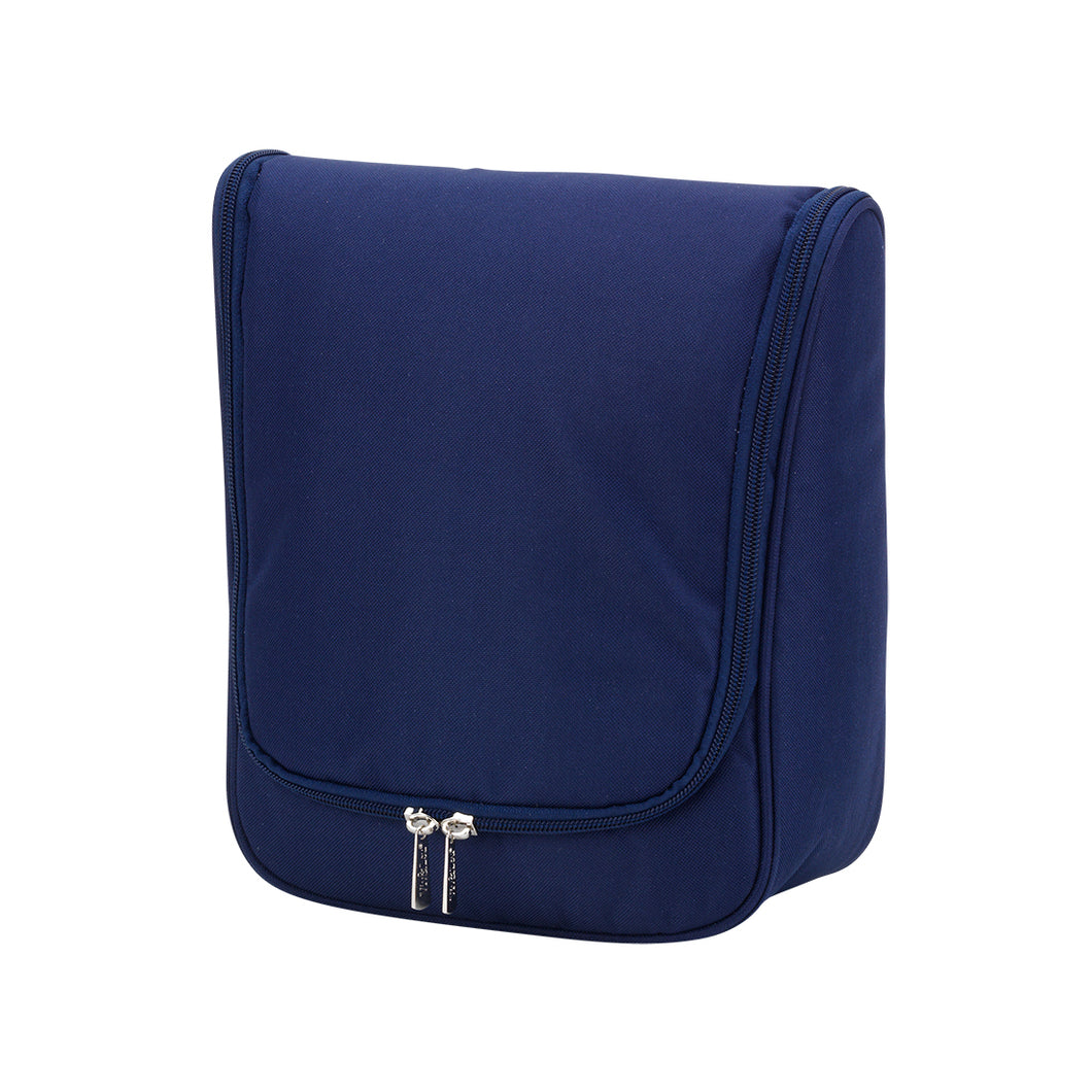 Navy Hanging Travel Case