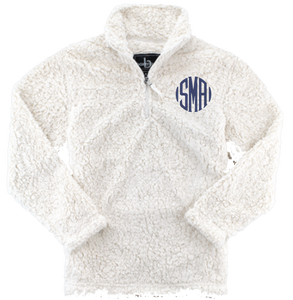 Sherpa Pullover - 3 Colors