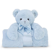 Stroller Blanket - Blue Bear