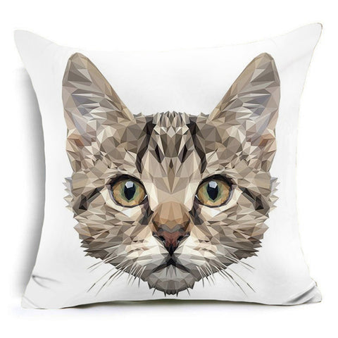 Image of Kitty Cushion Cover