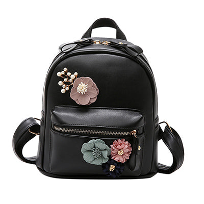Image of Floral Back Pack