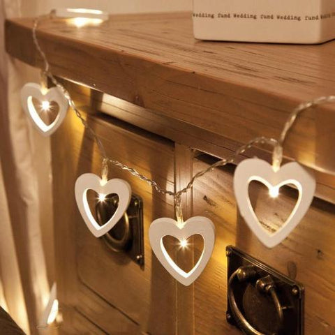 Warm Heart Lights