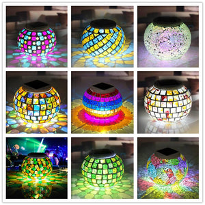 Mosaic Lights