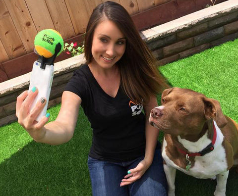 Pet Selfie Ball
