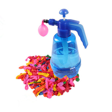 Portable Water Balloon Pump