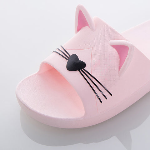 Image of Softies™ Kitty Slippers