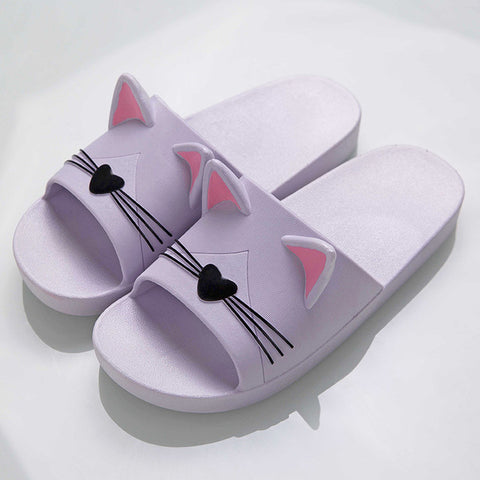 Softies™ Kitty Slippers