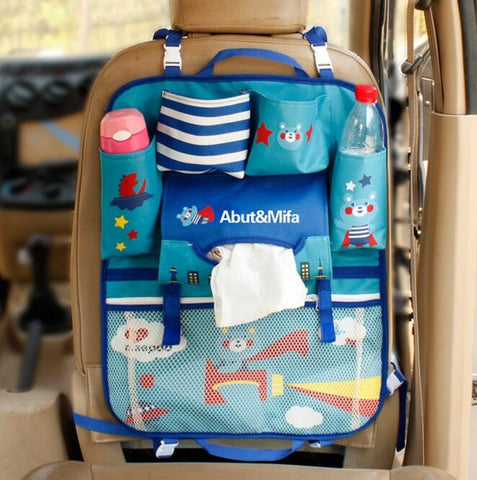 To Go Kid Car Organizer