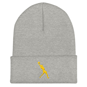 The Pick Cuffed Beanie