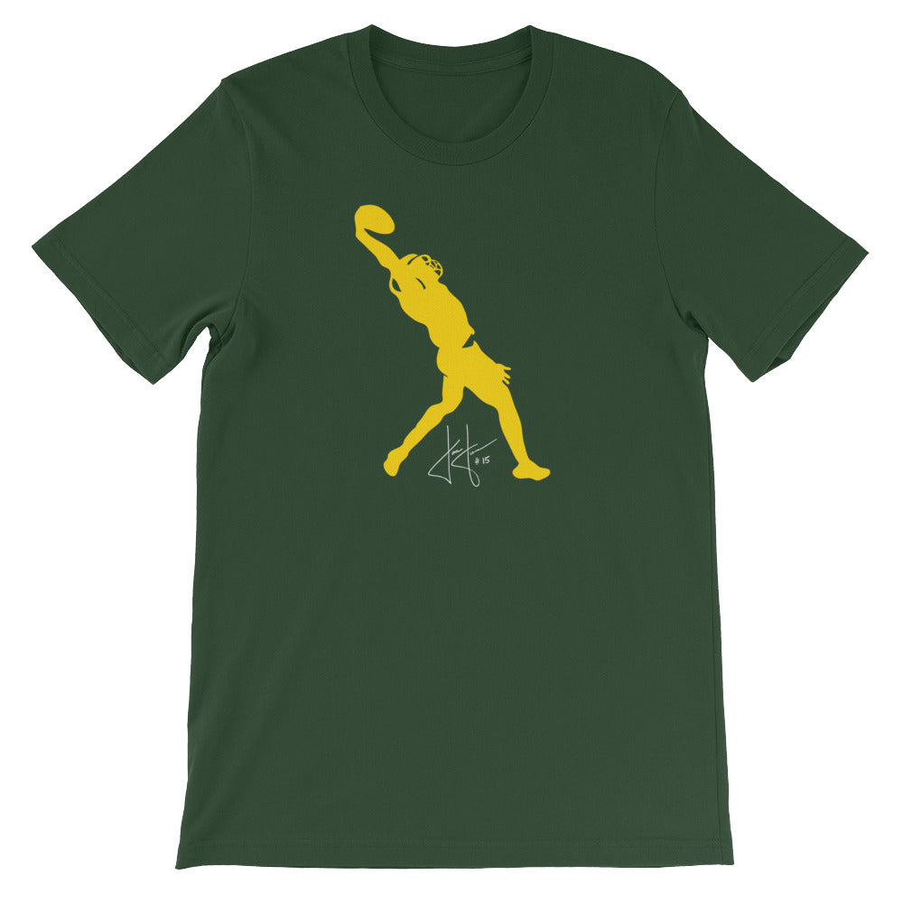 The Pick Short-Sleeve Unisex T-Shirt (GB)