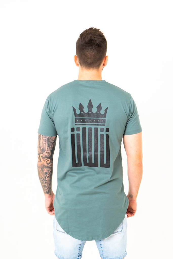 IIWII Green tee crown