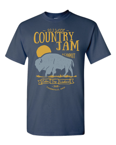 Country Jam Buffalo Tee