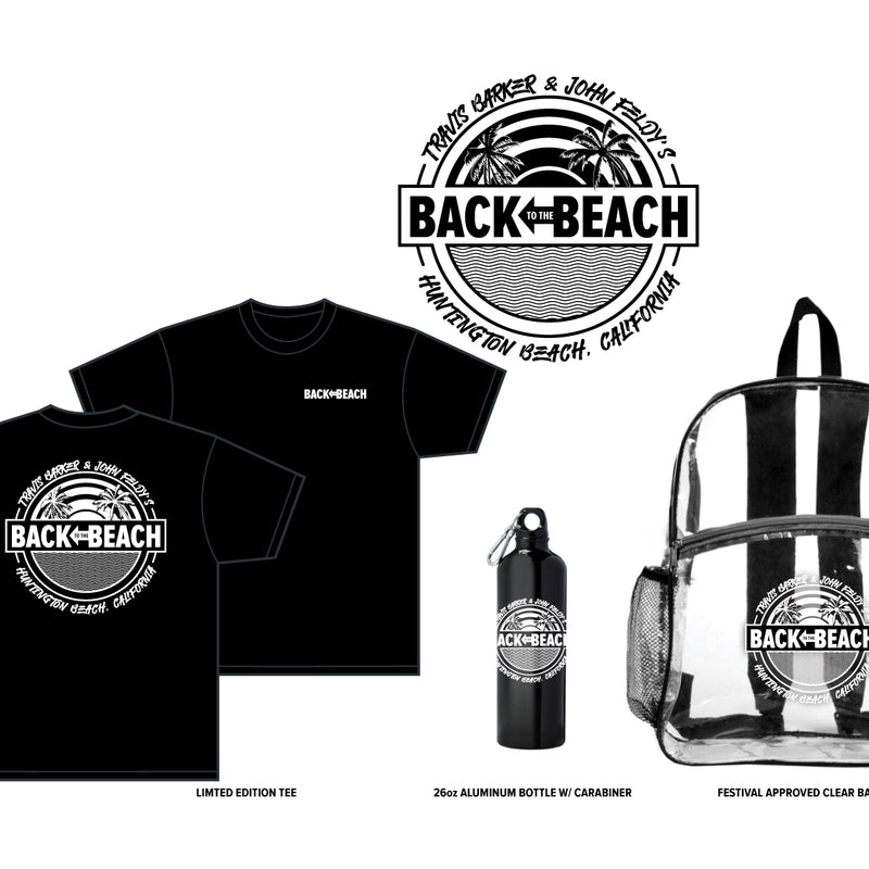 Back to the Beach Merch Bundle