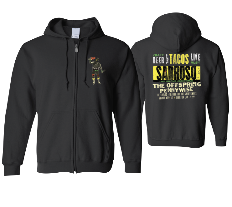 Sabroso Event Hoodie