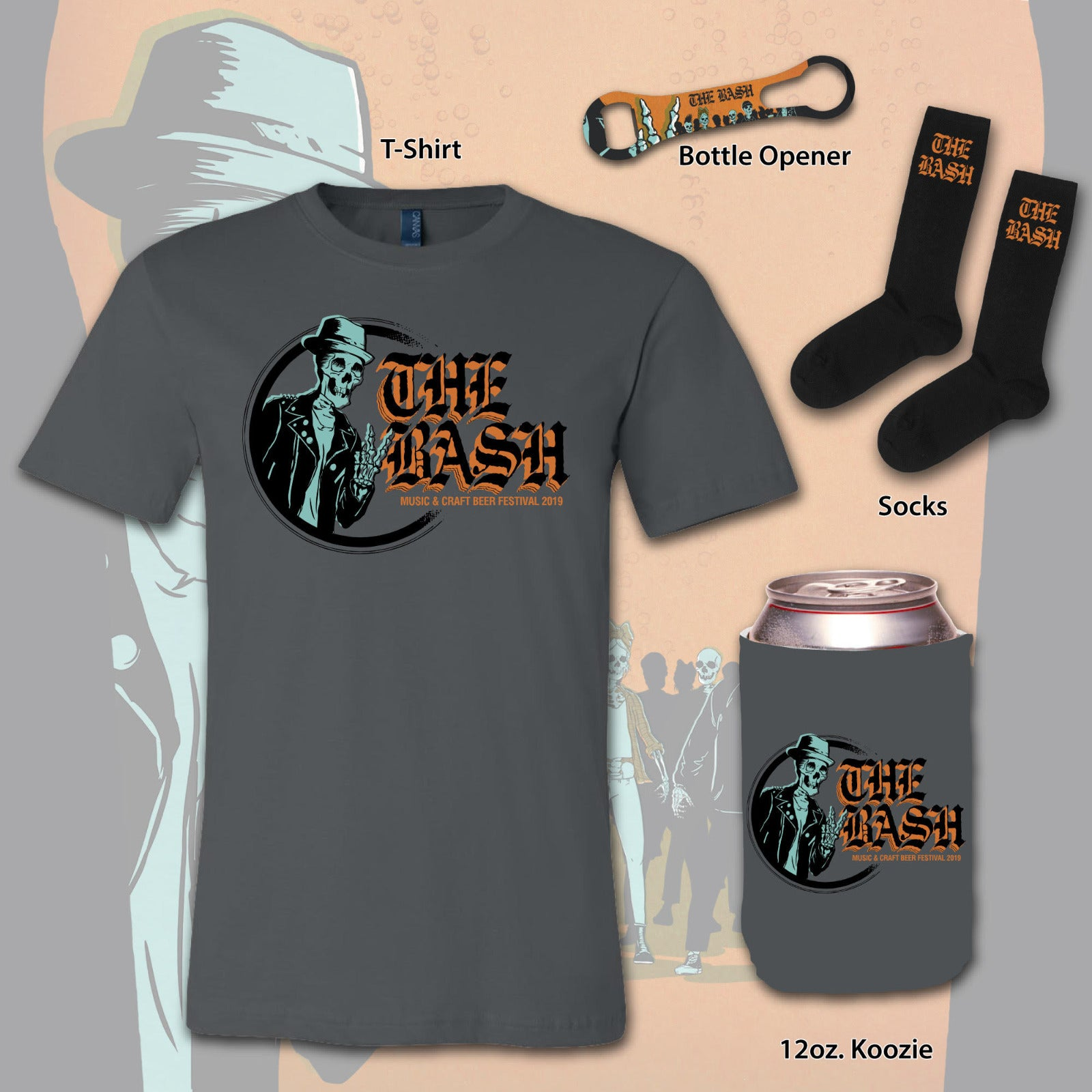 The Bash Men's Bundle
