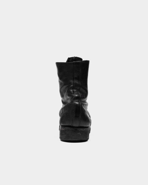 Guidi 210 Horse Leather Front Zip Boot