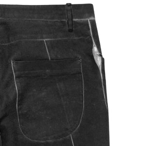 Label Under Construction Carbon Grey Anatomical J-Cut Jeans