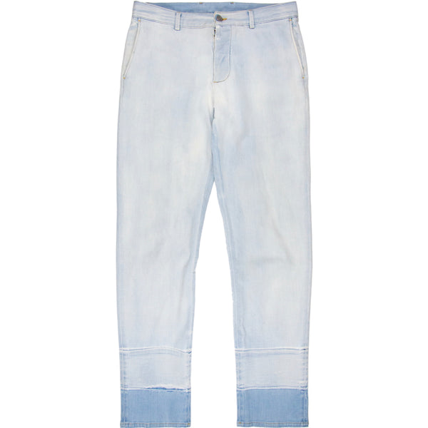 Maison Margiela Line 14 Two-Tone Suit Denim - 2014