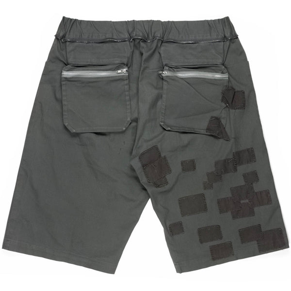 "Undercover Scab Patched Shorts - SS03 ""Scab"""