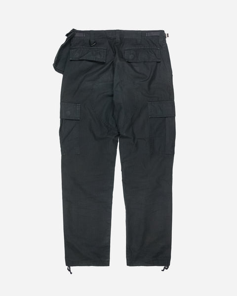 "Undercover Multi-Pocket Navy Cargo Trousers - AW03 ""Paperdoll"""
