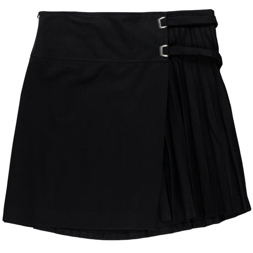 Veronique Branquinho Adjustable Pleated Skirt - AW03