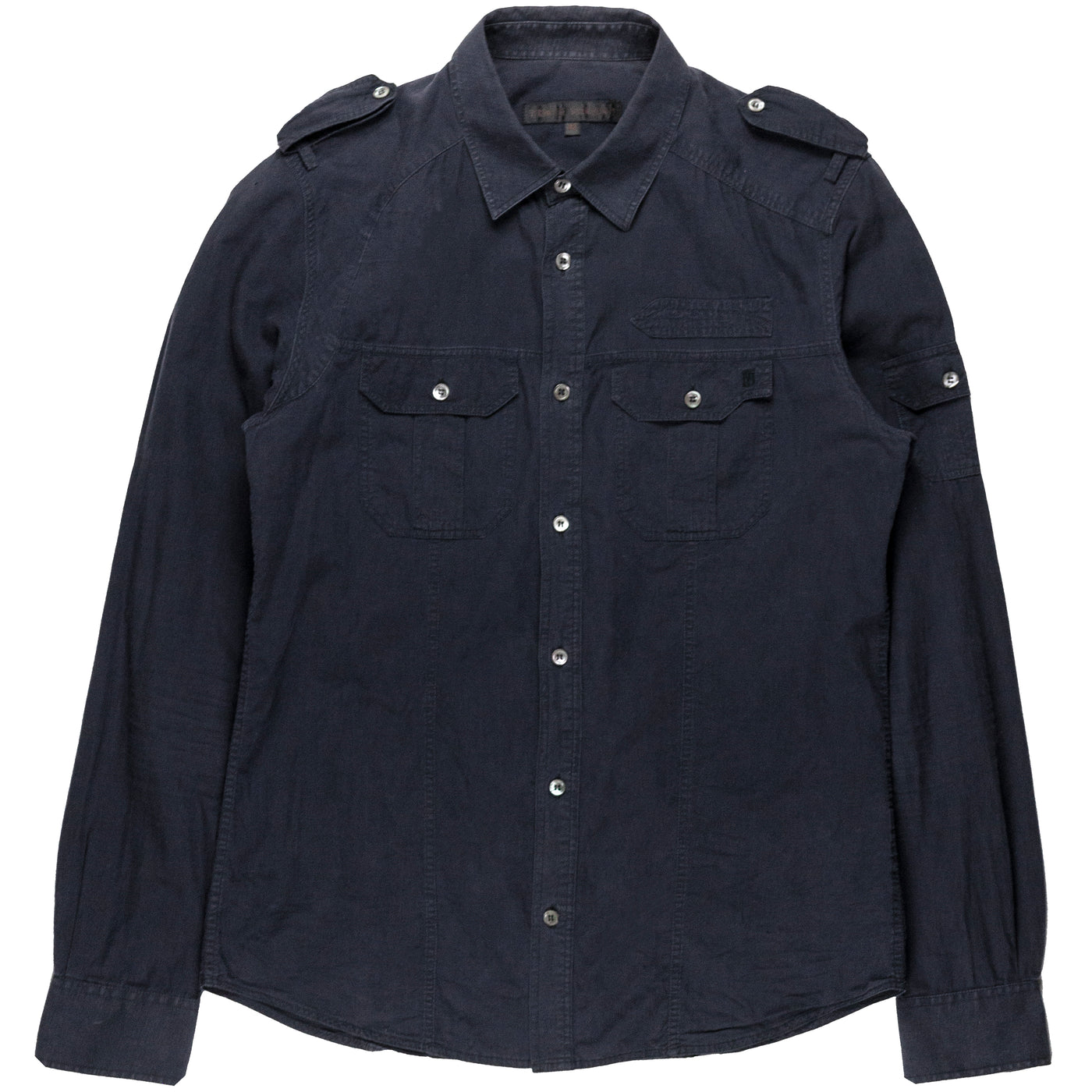 Veronique Branquinho Man Military Officer Shirt - SS06