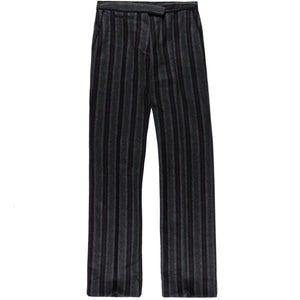 Veronique Branquinho Flared Pinstripe Trousers - AW06