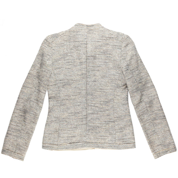 Veronique Branquinho Tweed Patch Pocket Jacket - AW02