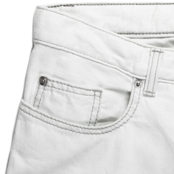 Veronique Branquinho Man White Flared Jeans - SS08