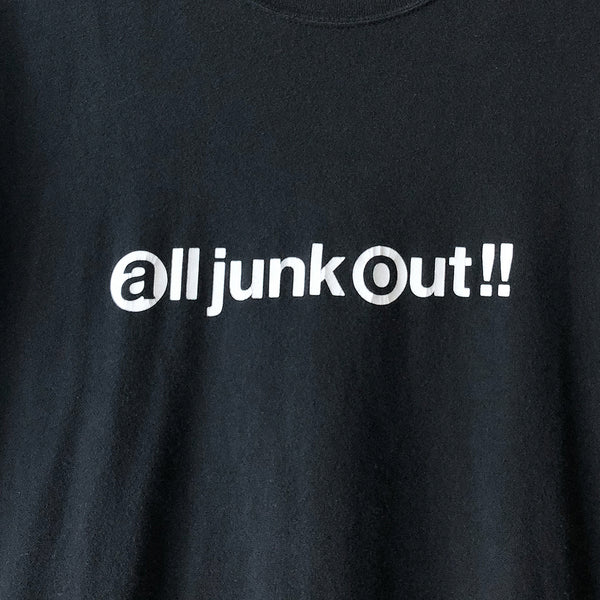 "Undercover x Fragment Design All Junk Out!! Tee - SS04 ""Languid"""