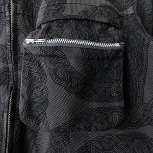 "Undercover Anarchy Work Jacket - SS03 ""Scab"""