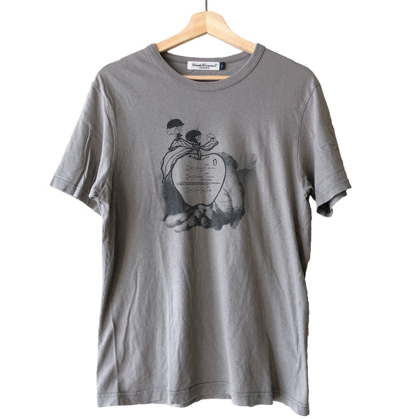 Undercover Grey Apple Tee