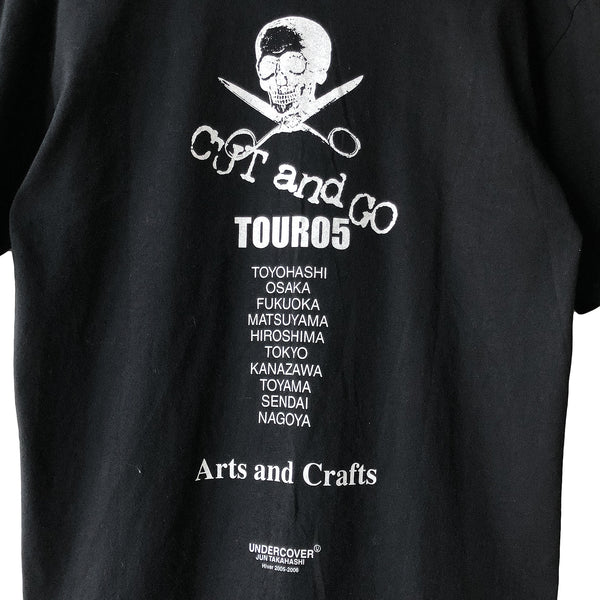 "Undercover Elementary School Timetable tee - AW05 ""Arts and Crafts"""