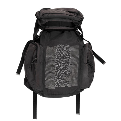 "Undercover ""Unknown Pleasures"" Nylon Backpack - AW09 ""Earmuff Maniac"""