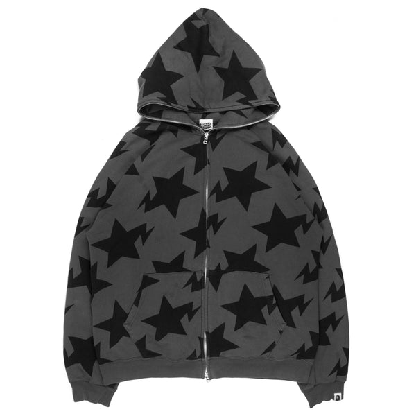 "A Bathing Ape ""Bapesta"" Fullzip Hooded Sweatshirt - 2005"