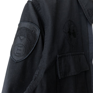 "Undercover ""Peace Not Compromise"" Work Jacket - SS03 ""Scab"""