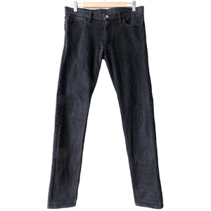 Number (N)ine Black Pain Jeans