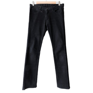 Number (N)ine Black D Loop Pain Jeans