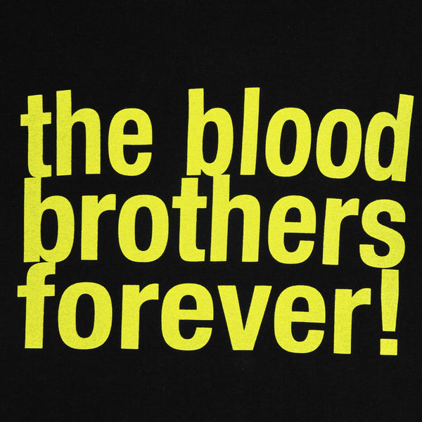 "Number (N)ine ""The Blood Brother Forever!"" Tee - ""Love, God, Murder"""