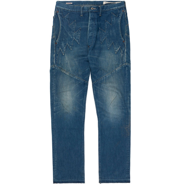 "Kapital Santo Domingo Thunderbird Jeans - SS15 ""Santo Domingo Hippy"""