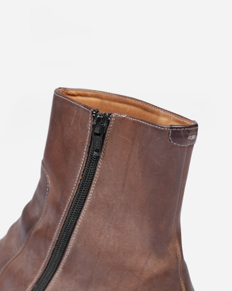 Maison Martin Margiela Side Zip Boot - 2009