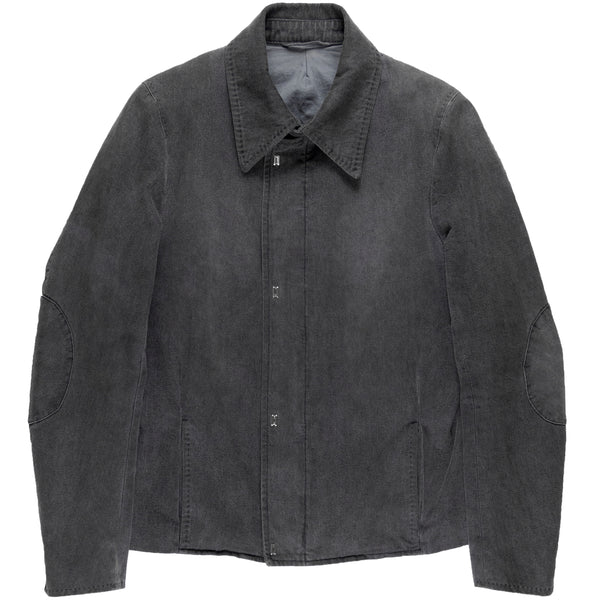 "Carol Christian Poell Fossil Grey Work Jacket - SS01 ""Three Refrigerated Cells"""