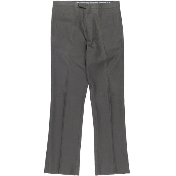 "Carol Christian Poell Grey Pleated Trouser - SS04 ""Mainstream-Downstream"""