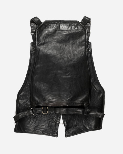 Carol Christian Poell Object Dyed Leather Vest Bag AM//2373 CORS-PTC/010