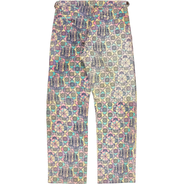 Comme des Garçons Horse Leather Psychedelic Pant - AW01