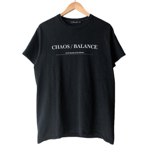 "Undercover x Haven ""Chaos / Balance"" Tee - 2016 ""Decade of Permanence Ten Year Collection"""