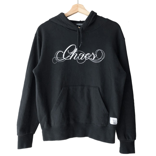 "Undercover x Fragment Design Black ""Chaos"" Hoodie"