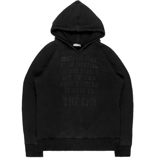 "Dior Homme ""The End"" Hoodie - AW05 ""In The Morning"""