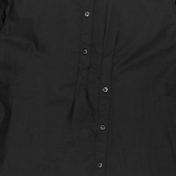 Carol Christian Poell Black Dead-End Shirt / CM/2612 ROH/10 - 2010
