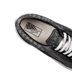 Number (N)ine x Vans Fair Isle Old Skool Sneakers